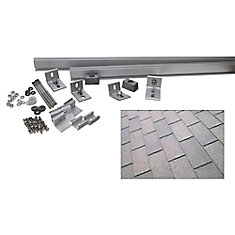 1,000-Watt Direct Mount Racking System (Asphalt Shingle)