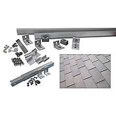 1,000-Watt Additional Tilt Racking System (Asphalt Shingle)
