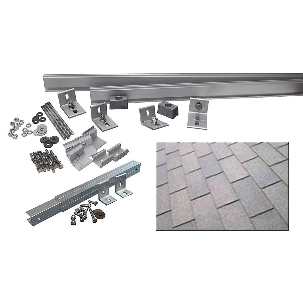 5,000-Watt Additional Tilt Racking System (Asphalt Shingle)