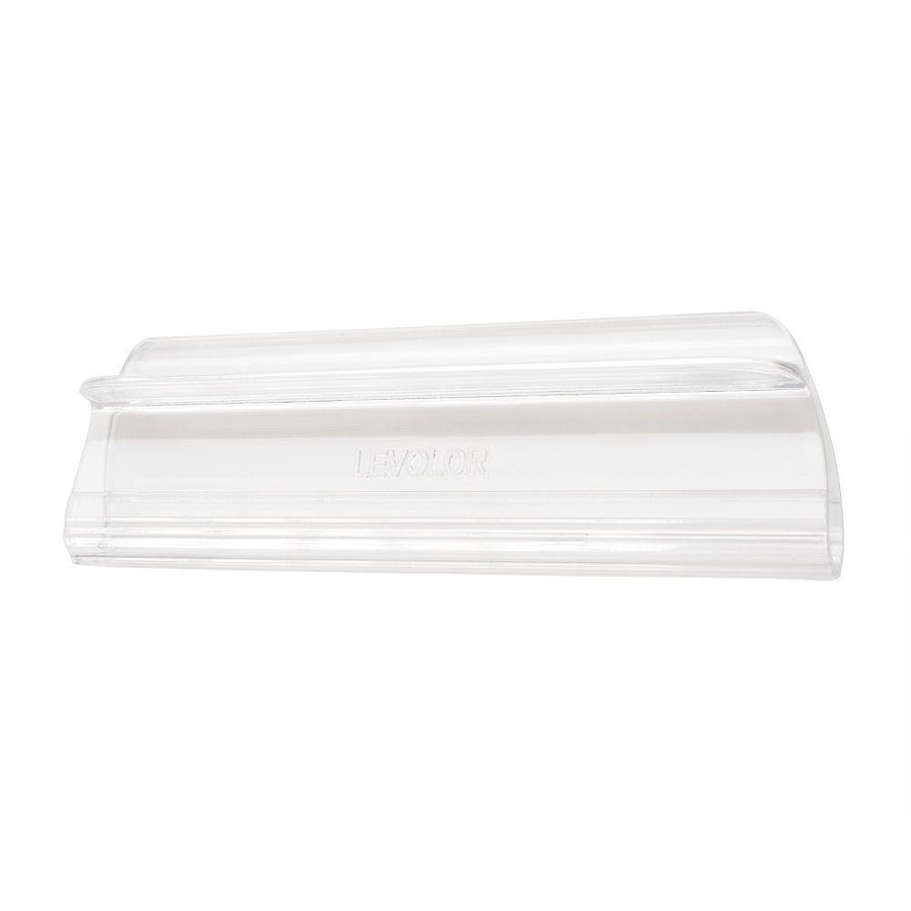 levolor roller shade hem grip clear the home depot canada