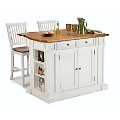 Exceptionnel Kitchen Island With Two ...