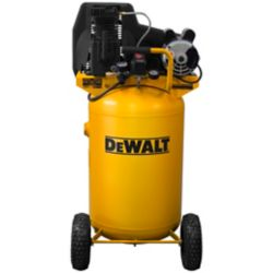 DEWALT 30 Gal. Portable Vertical Electric Air Compressor
