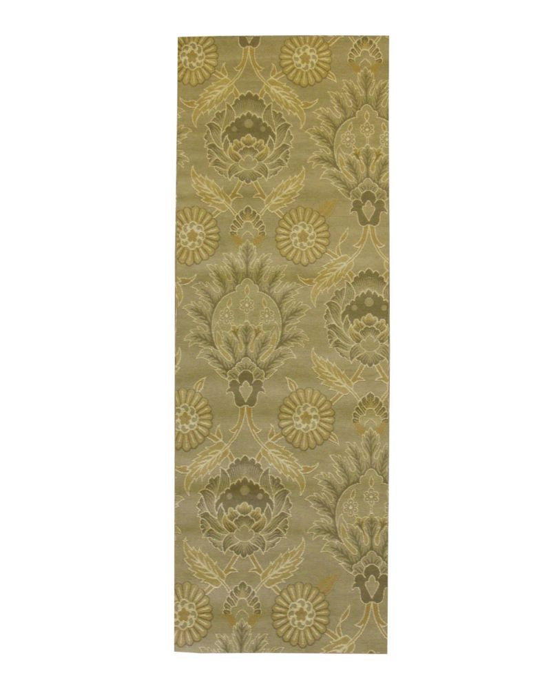 Olive Jewel  2 Ft. 6 In. x 8 Ft. Area Rug