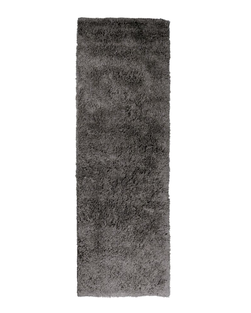 Charcoal Kashmir 2 Ft. 6 In. x 8 Ft. Area Rug