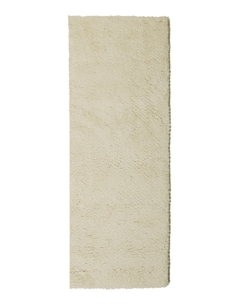 Ivory Arctic Shag 2 Ft. 6 In. x 8 Ft. Area Rug