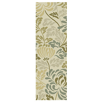 Spring Blossom Beige Tan 2 ft. 6-inch x 8 ft. Indoor Contemporary Rectangular Area Rug