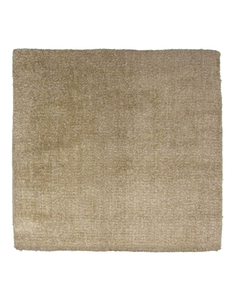 Natural Fleece 5 Ft. x 5 Ft. Area Rug