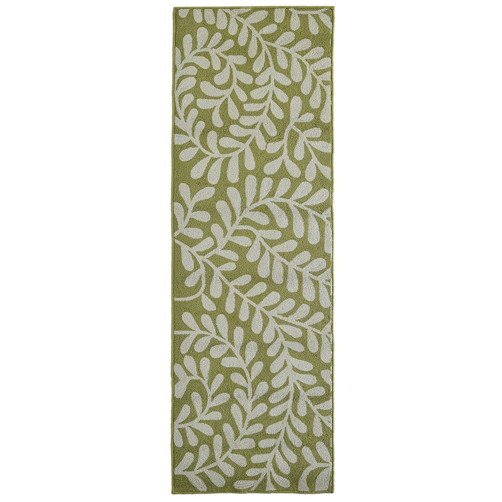 Moss Fiona 2 Ft. 6 In. x 8 Ft. Area Rug