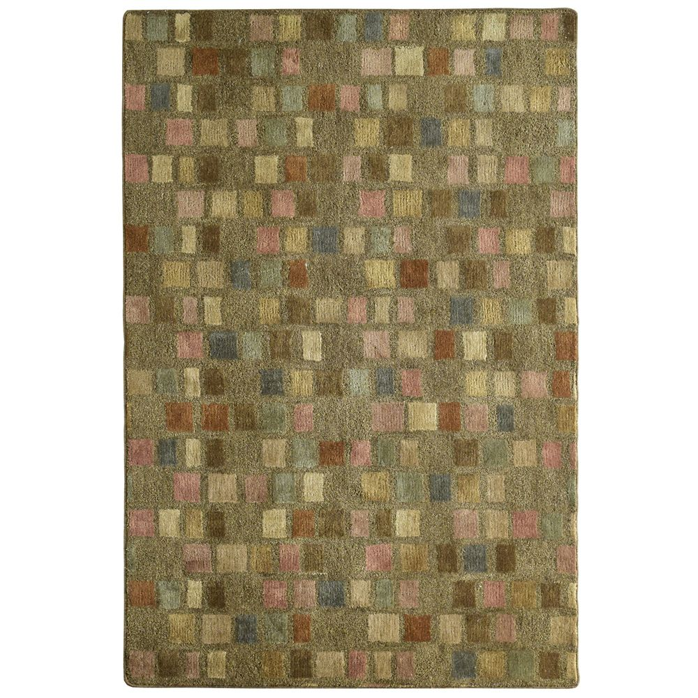 Antique Palermo 4 Ft. x 6 Ft. Area Rug PALER4X6AN Canada Discount