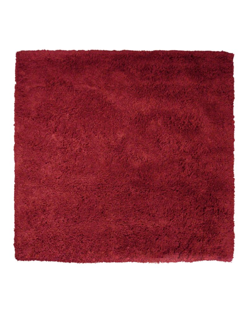 Red Kashmir 5 Ft. x 5 Ft. Area Rug KASH5RD in Canada