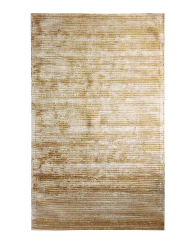 Lanart Rug Luminous Off-White 6 ft. x 9 ft. Indoor Textured Rectangular Area Rug