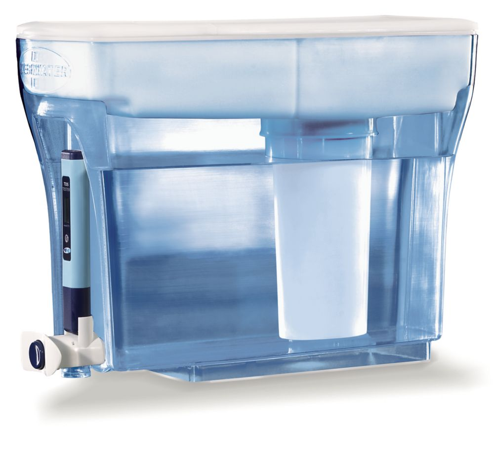 Zero Water- 23 Cup Dispenser with Free TDS