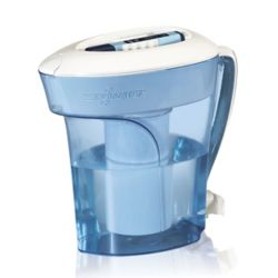 Zero Water 10 Cup Pitcher with Free TDS Meter