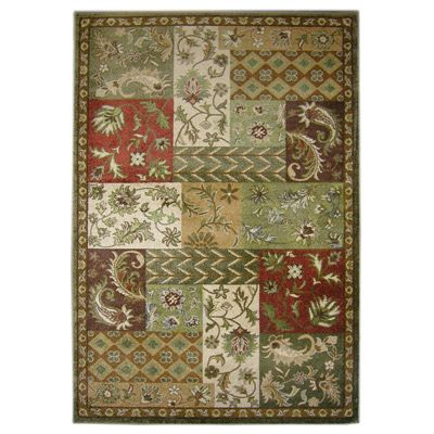 Prairie Patchwork 7 Ft. 8 In. x 10 Ft. Area Rug