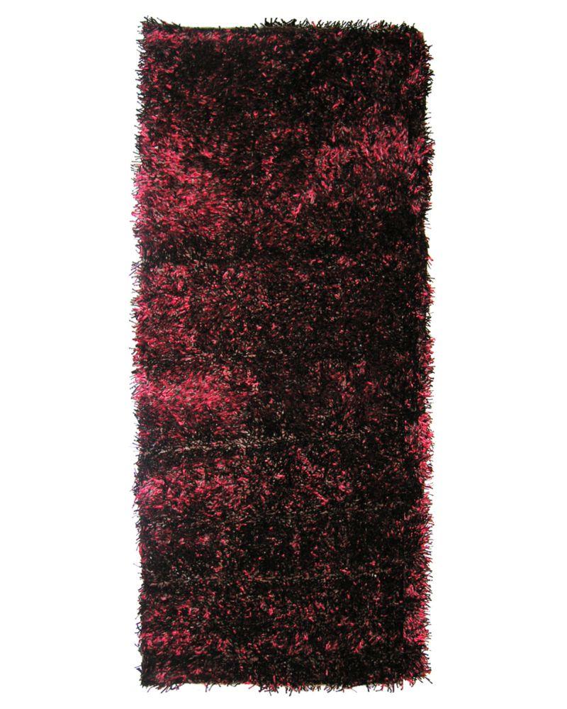 Tapis Épice Ribbon Shag 2 Pi. 6 Po. x 8 Pi.