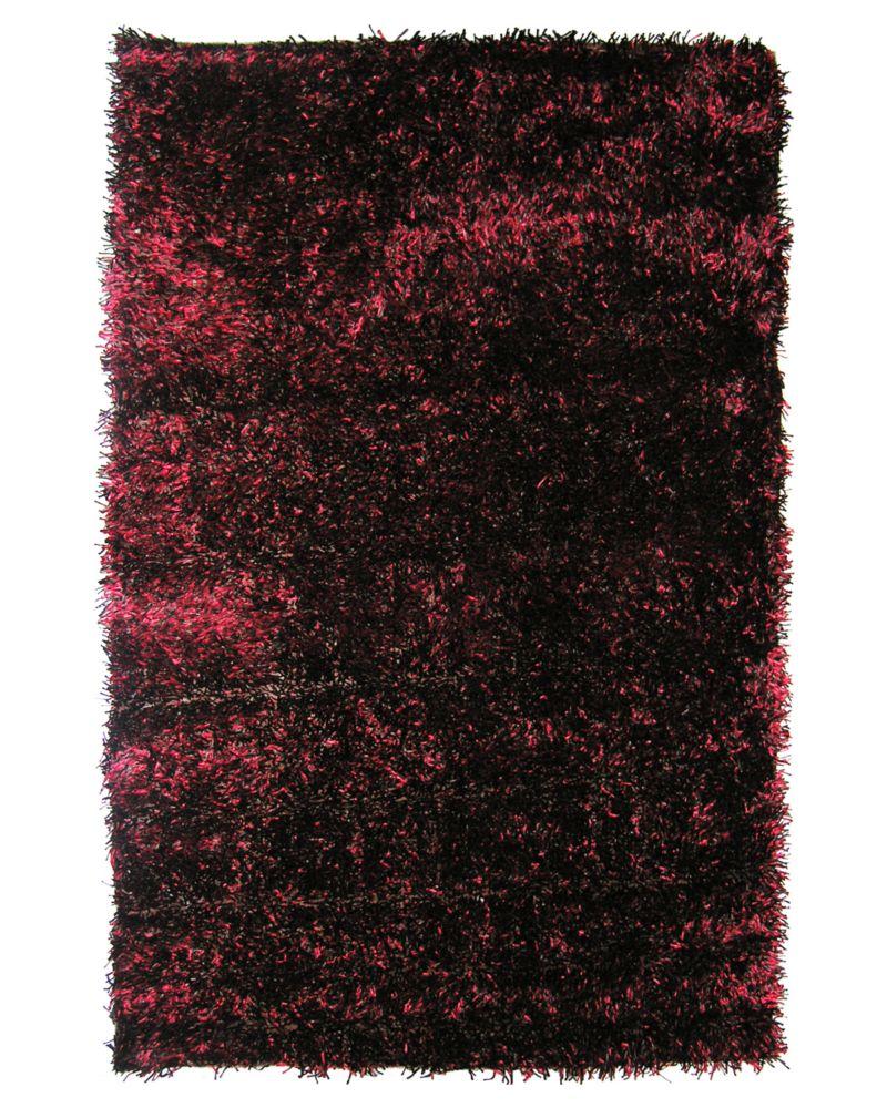 Tapis Épice Ribbon Shag 8 Pi. x 10 Pi.