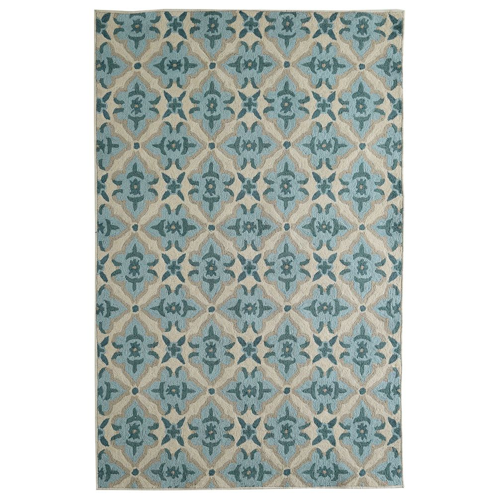 Porcelain Muskoka 4 Ft. x 6 Ft. Area Rug