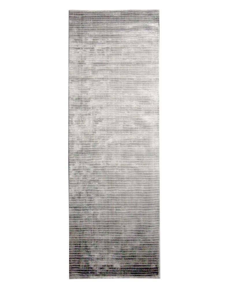 Silver Luminous 2 Ft. 6 In. x 8 Ft. Area Rug