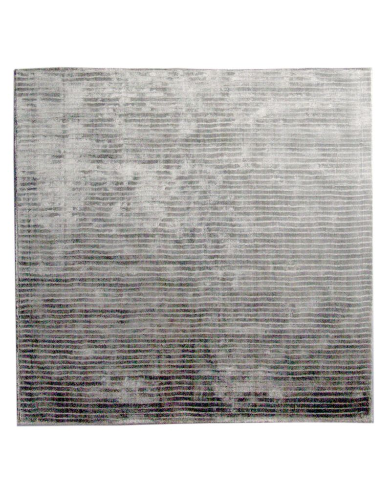 Silver Luminous 5 Ft. x 5 Ft. Area Rug