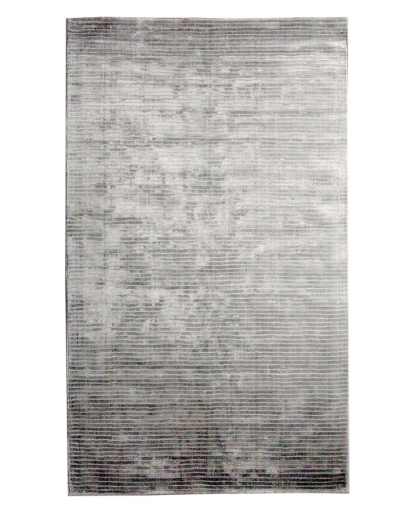Lanart Rug Luminous Grey 9 ft. x 12 ft. Indoor Textured Rectangular Area Rug