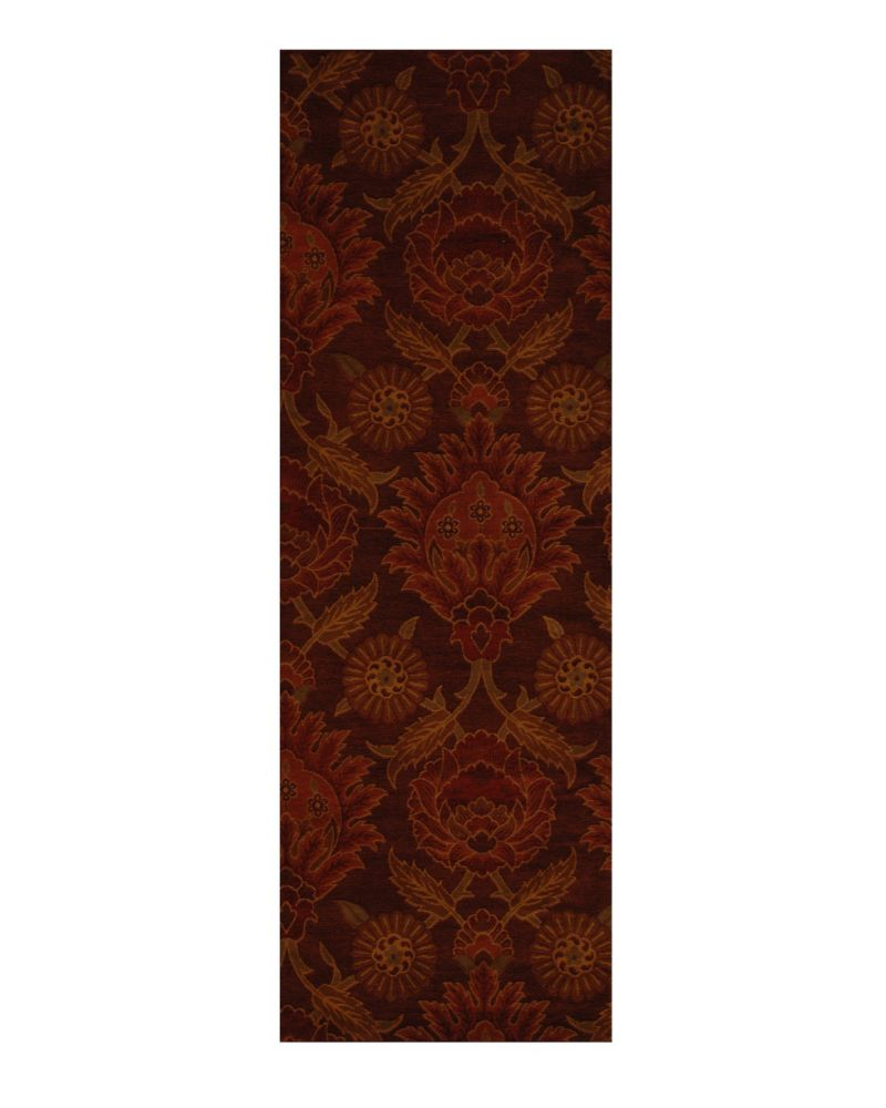 Ruby Jewel 2 Ft. 6 In. x 8 Ft. Area Rug