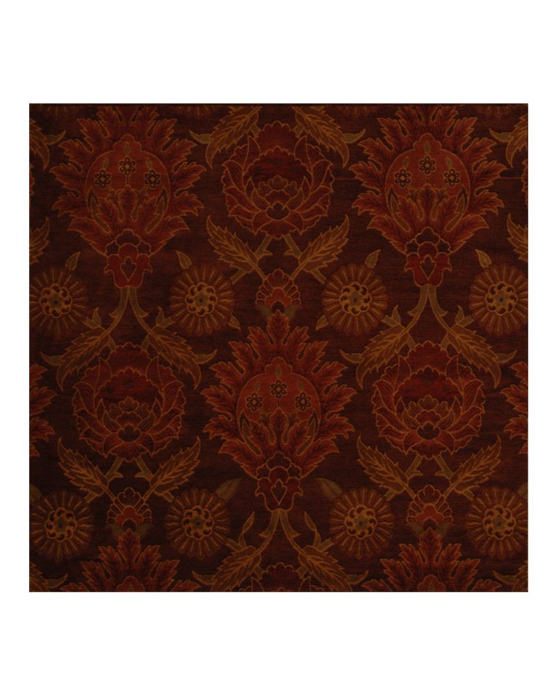 Ruby Jewel  4 Ft. x 4 Ft. Area Rug