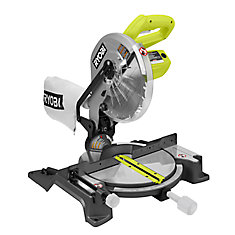 10-inch Compound Miter Saw with Laser