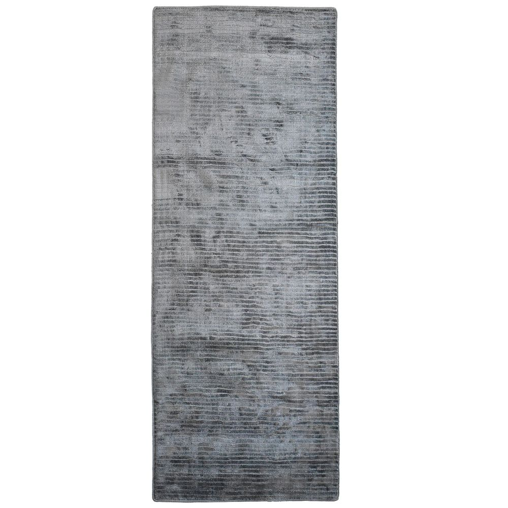 Charcoal Luminous 2 Ft. 6 In. x 8 Ft. Area Rug