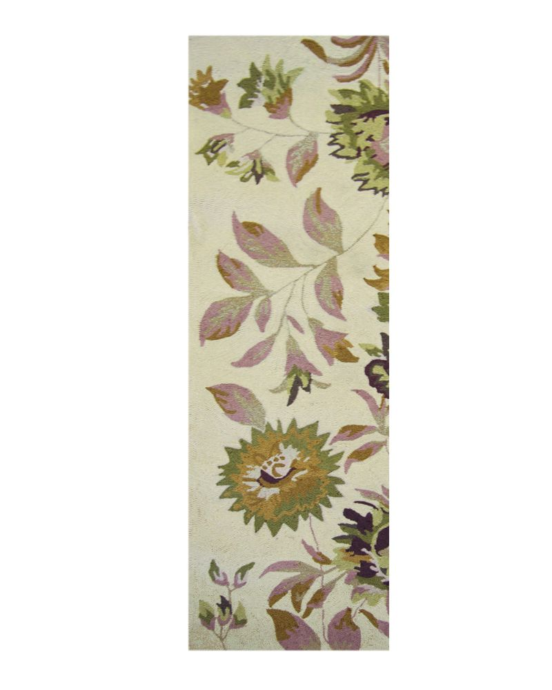 Linen Martha's Vineyard 2 Ft. 6 In. x 8 Ft. Area Rug