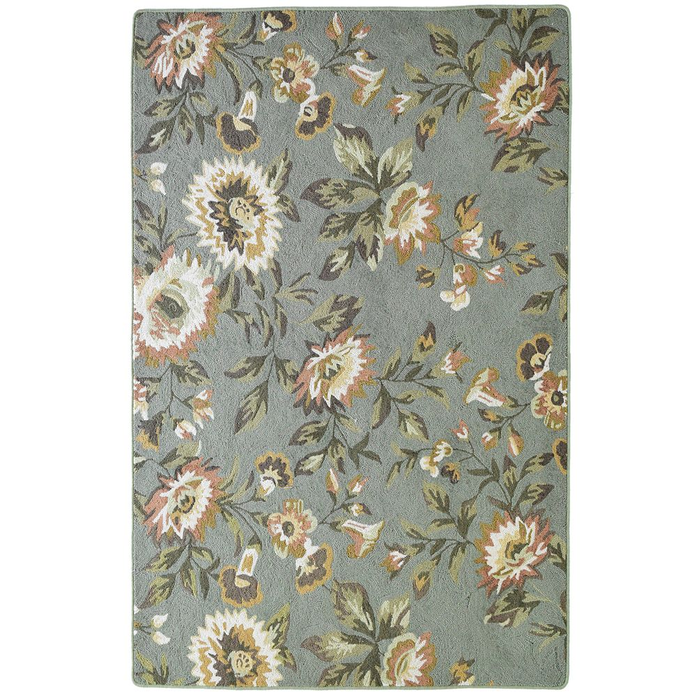 Antique Martha's Vineyard 9 Ft. x 12 Ft. Area Rug