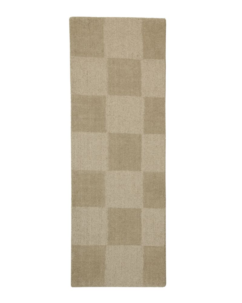 Beige Moonwalk 2 Ft. 6 In. x 8 Ft. Area Rug