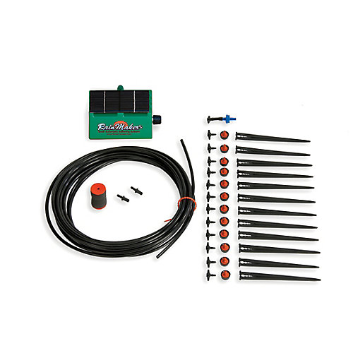 Solar RainMaker Automatic Watering System