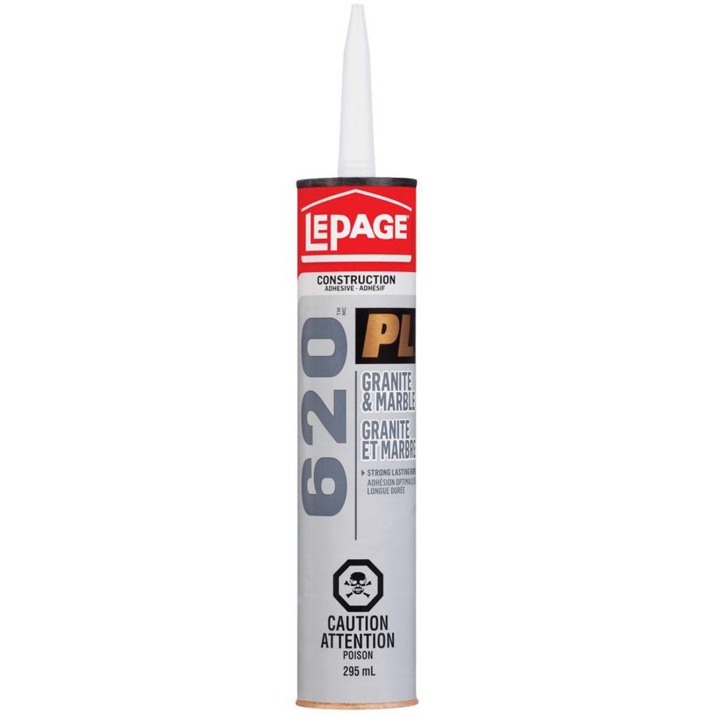 Lepage PL 620 Granite & Marble Adhesive