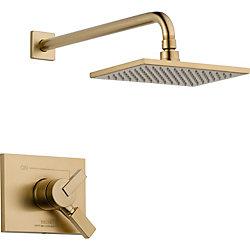 Vero 1-Spray Shower Faucet in Bronze