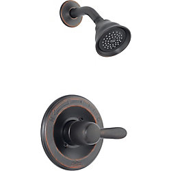 Lahara 1-Spray Shower Faucet in Bronze