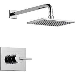 Vero 1-Spray Shower Faucet in Chrome