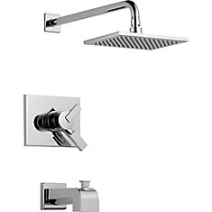 Vero 1-Spray Tub  Shower Faucet in Chrome