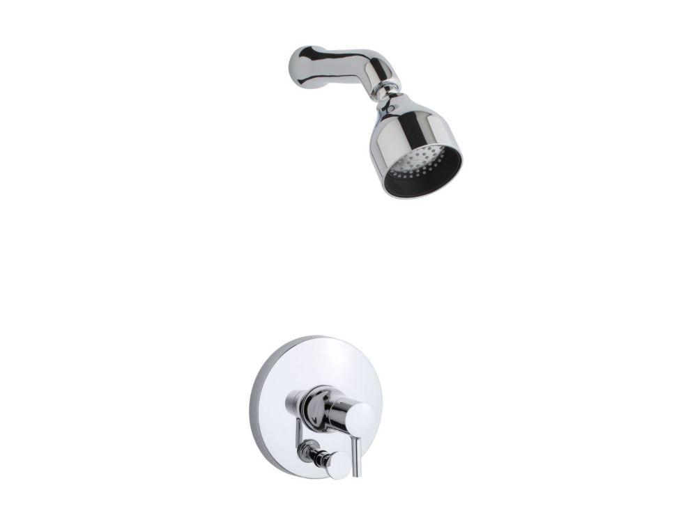 Toobi rite-temp shower trim