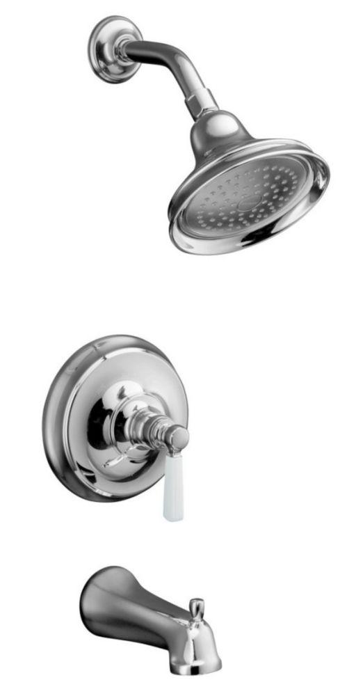 Bordure bain/douche bancroft, manche céramique
