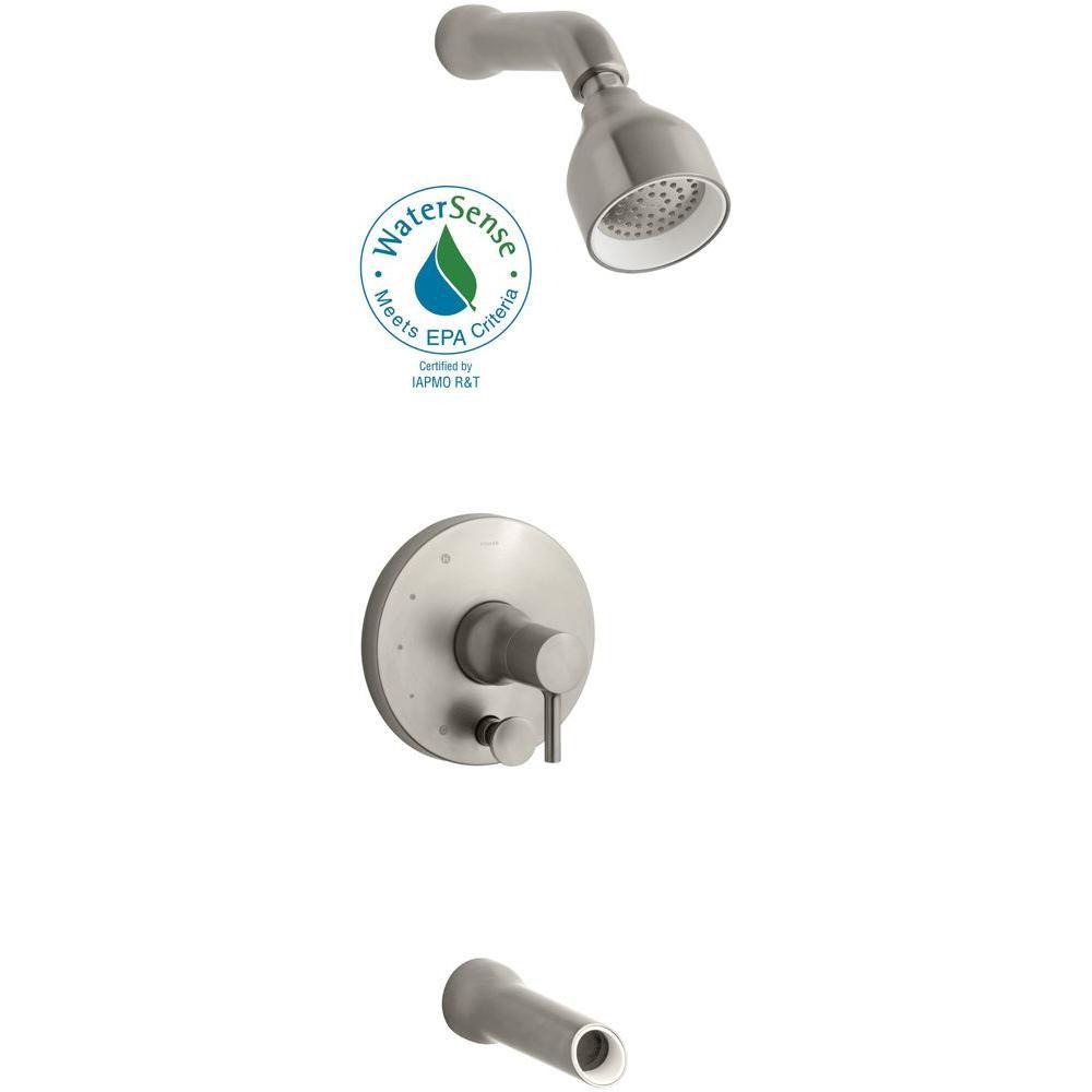 Toobi Rite-Temp Bath/Shower Faucet