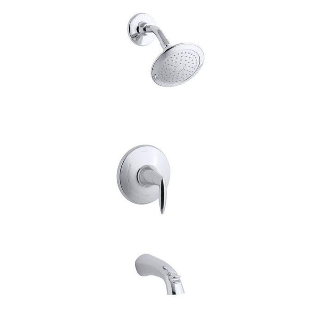 Alteo rite temp bath/shower trim