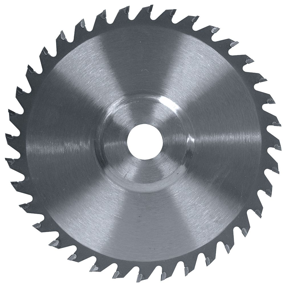 Roberts 6-3/16 In. 36-Tooth Carbide Tip Saw Blade for 10-55 Jamb Saw ,for Cutting Wood