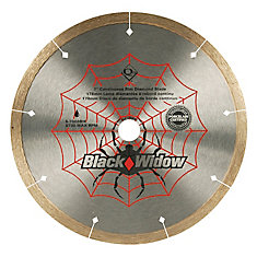 7-inch Porcelain, Ceramic, Marble and Granite Wet Cutting Diamond Blade
