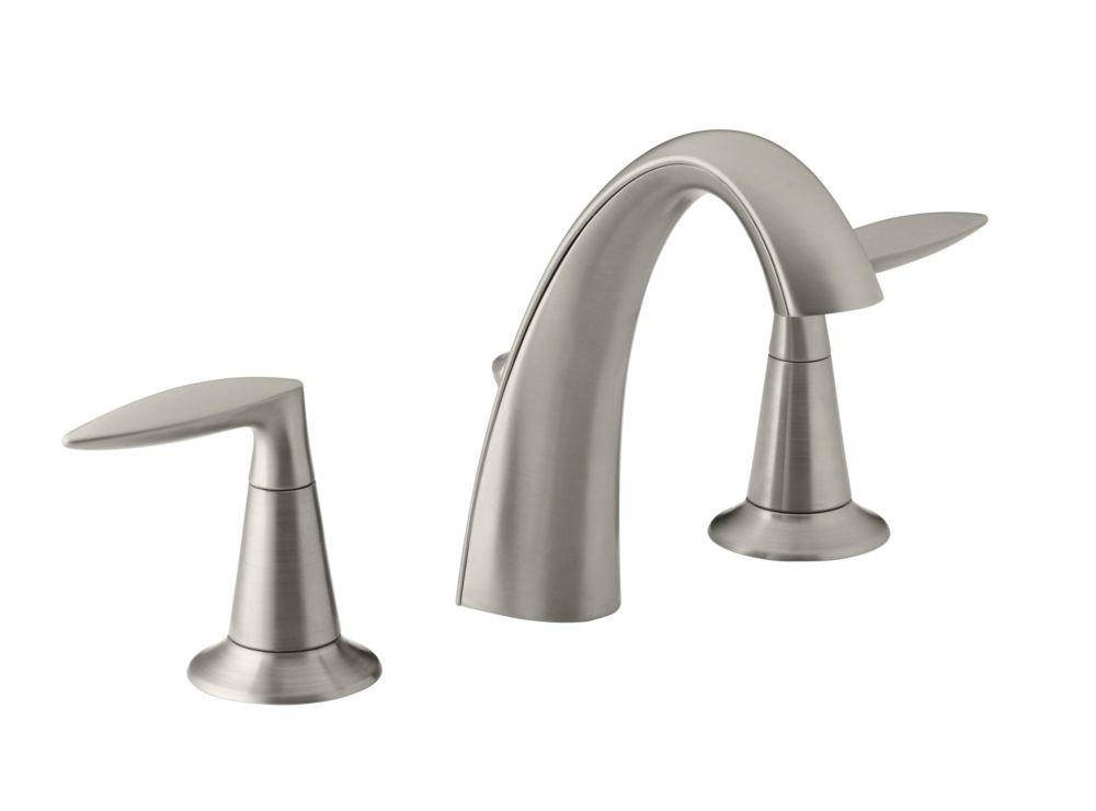 Alteo Widespread Bathroom Faucet