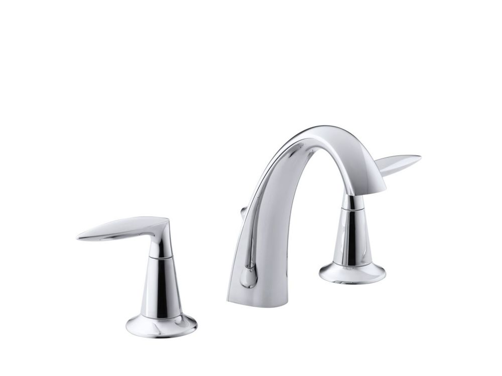 Alteo Widespread Bathroom Faucet