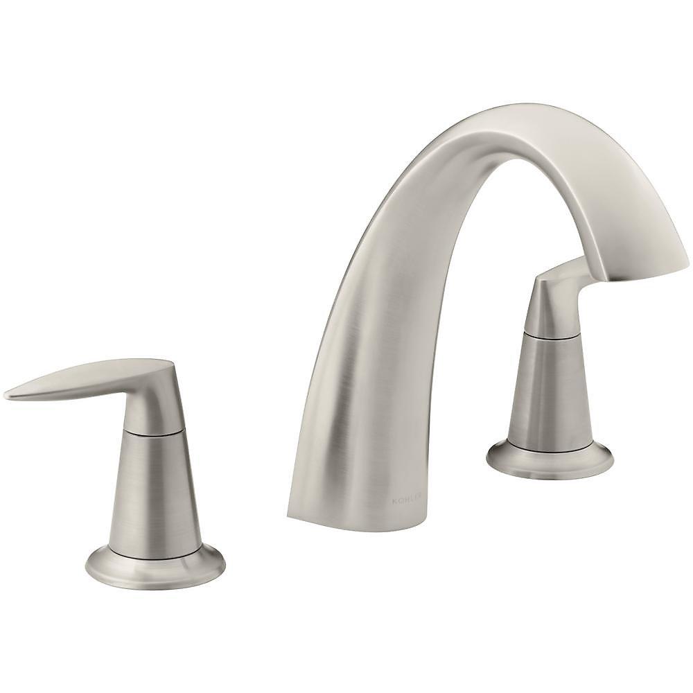 Alteo(R) bath faucet trim, valve not included