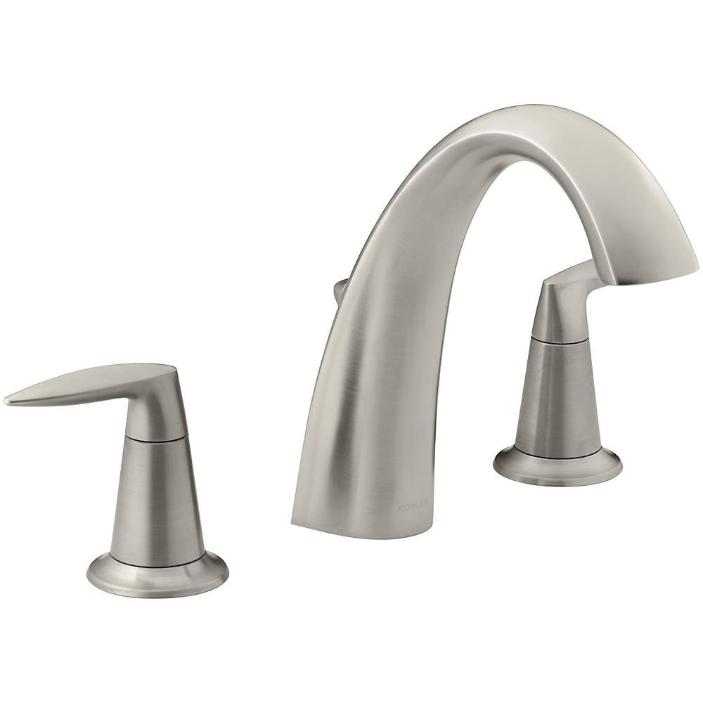 Alteo(R) bath faucet trim with diverter, valve not included