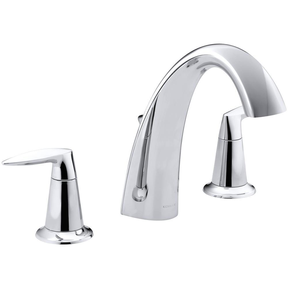 Bordure robinet plateau de bain alteo