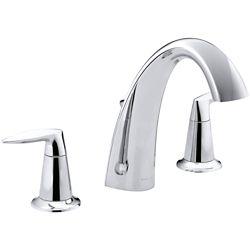 KOHLER Alteo(R) bath faucet trim with diverter, valve not included