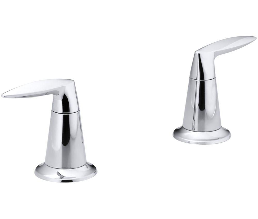Alteo Deck-Mount Valve Faucet Only